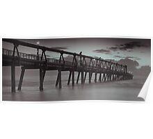 The Spit, Surfers Paradise, Australia Poster