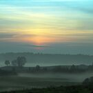 Fog Layers by Antanas