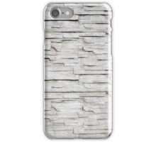 Wall with Rough Surface iPhone Case/Skin