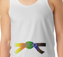 Judo Belt - Gradient Tank Top