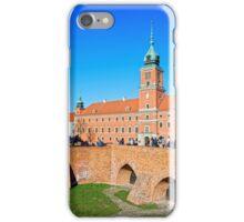 Royal Castle in Warsaw iPhone Case/Skin