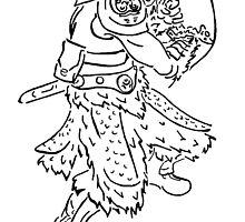 Dragon Kin Celtic by KewlZidane