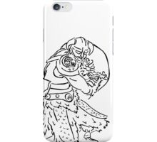 Dragon Kin Celtic iPhone Case/Skin