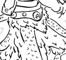 Dragon Kin Celtic Sticker