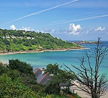 Carbis Bay to St Ives by Rod Johnson