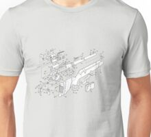 Rifle: How to make it Unisex T-Shirt