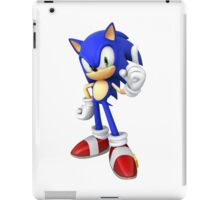 Sonic - Sonic the Hedgehog iPad Case/Skin