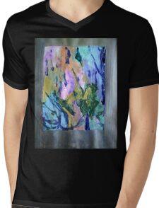 Naked Trees Mens V-Neck T-Shirt