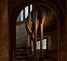 Stair case by jasminewang