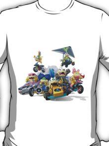 The Koopalings - Super Mario Bros T-Shirt
