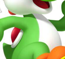 Yoshi - Super Mario Bros Sticker