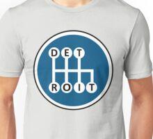 Detroit Stick Shift Unisex T-Shirt