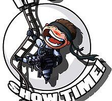 IT'S SHOW TIME! by Rhunyc