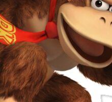 Donkey Kong - Super Smash Bros Sticker