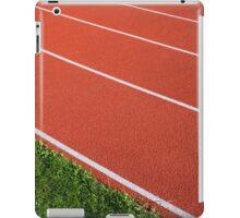 Running Track iPad Case/Skin