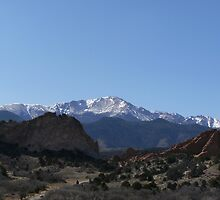 A visit to Garden of the Gods  by Anita Schuler
