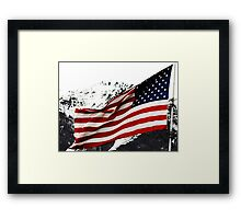Free as the Wind Framed Print