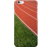 Running Track iPhone Case/Skin