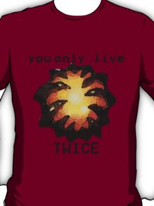Aegis- You only live twice T-Shirt
