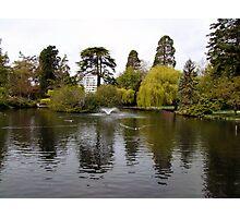 Beacon Hill Park Photographic Print