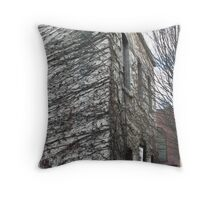 """""""Clinging Vines"""" Throw Pillow"""