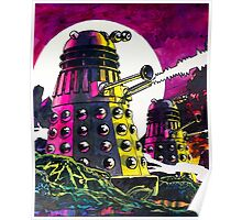 Doctor Who - Daleks in the Time War Poster