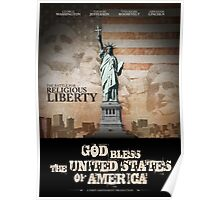 Battle For Religious Liberty Poster