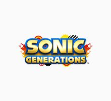 Sonic Generations Logo Unisex T-Shirt
