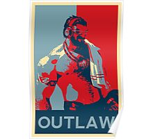 Graves - League of Legends - Outlaw Poster