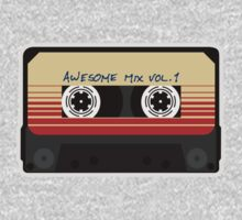 Awesome, Mix Tape Vol.1, Guardians of the galaxy Kids Clothes