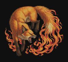 Vulpine Fire by Eskiworks
