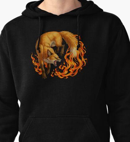 Vulpine Fire Pullover Hoodie