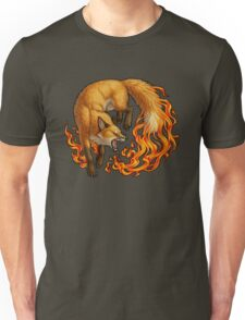 Vulpine Fire Unisex T-Shirt