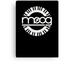 Vintage Moog Synthesizer Canvas Print