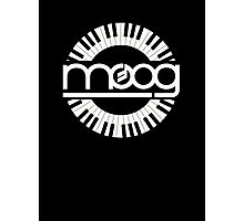 Vintage Moog Synthesizer Photographic Print
