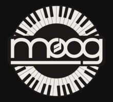 Vintage Moog Synthesizer by vikisa