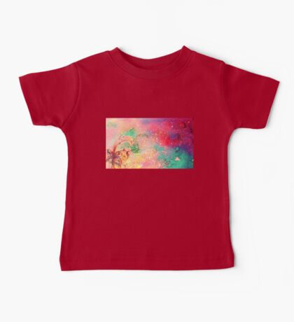 GARDEN OF THE LOST SHADOWS / MAGIC BUTTERFLY PLANT Baby Tee