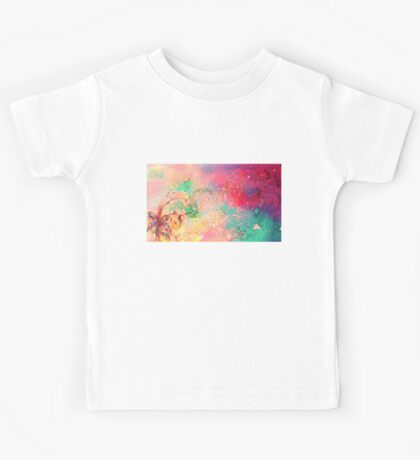 GARDEN OF THE LOST SHADOWS / MAGIC BUTTERFLY PLANT Kids Tee
