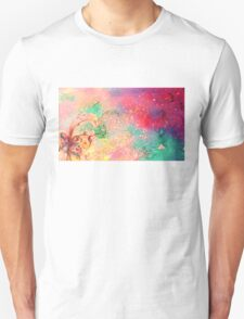 GARDEN OF THE LOST SHADOWS / MAGIC BUTTERFLY PLANT Unisex T-Shirt
