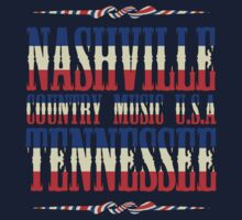Nashville  Tennessee Country Music by vikisa