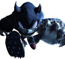 Sonic the Werehog 3 by ajedynak