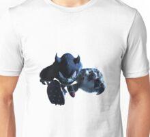 Sonic the Werehog 3 Unisex T-Shirt