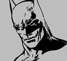 Batman - Minimal Figure the Dark Knight by TylerMellark