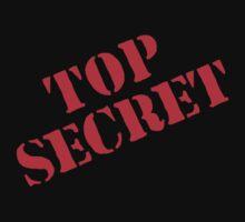 Top Secret - Red by Scott Westlake