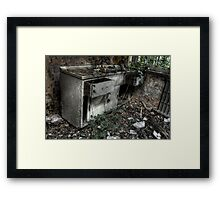 Vines Framed Print