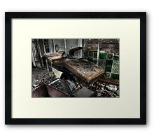 Dentistry Framed Print