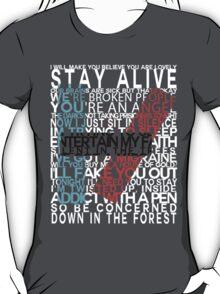 Lyric Logo T-Shirt