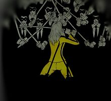 Kill Bills - Beatrix kiddo Vs the crazy 88 by jah tana