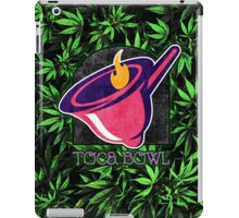 Toca Bowl iPad Case/Skin