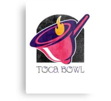 Toca Bowl Metal Print